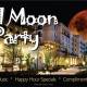Full Moon Party at Alfond Inn