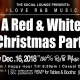 The Social Lounge 'Red & White' R&B Christmas Party