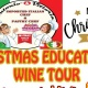 Christmas Educational Wine Tour