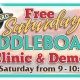 Free Paddleboard Clinic & Demo!