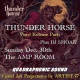 Thunder Horse Vinyl Release Party!