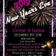 New Years Eve Dinner & Dance
