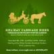 Holiday Carriage Rides through Downtown Winter Garden