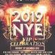 New Year's Eve 2019 VIP Celebration at The Aquarium on Sixth