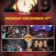Rock Around the Clock NYE 2019 at The Hard Rock Cafe