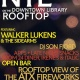 A Very Austin NYE on the Downtown Library Rooftop