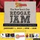 Inner Circle Presents the New Years Day Reggae Jam in Wynwood