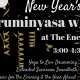 New Year's Eve Druminyasa w/ Erin