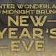 Winter Wonderland and Midnight Brunch New Year's Eve at EDGE Bar