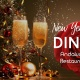 New Years Eve Sit Down Dinner Package