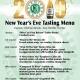 Calibration Brewery New Year's Eve Tasting Menu!