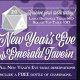 New Year's Eve at Emerald Tavern 2018-2019!