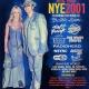 NYE 2001! at Hotel Vegas & The Volstead