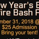 New Year's Eve Bonfire Bash Party