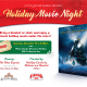 Holiday Movie Night at Downtown Winter Garden