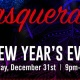 2019 New Years Eve Masquerade