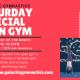 Saturday Special Open Gym