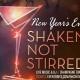 Ink N Ivy Charleston: Shaken, Not Stirred New Years Eve