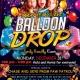 Noon Years Eve Balloon Drop!
