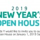New Year's Open House
