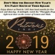 New Year's Eve 2019 Dinner Party at Patrick's