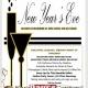 SDC New Year's Eve Ballroom Bash & Tango Milonga