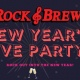 Rock & Brews New Year's Bash