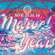 Marvel Years NYE 2018 w/ Bells & Robes + Blassafrass at Crowbar