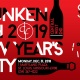 New Year's Eve at Drunken Fish!