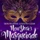New Year's Eve Masquerade Gala at SPCC!