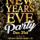 NEW YEARS EVE PARTY @ BAYSCAPE!