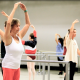 Ballet classes for adults at Ballet Austin