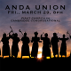 ANDA UNION at First Church in Cambridge Congregational