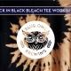Back In Black Bleach Tee Workshop