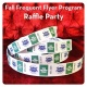 Frequent Flyer End Of Fall Raffle Party