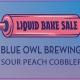 Beer Release: Liquid Bake Sale - Sour Peach Cobbler