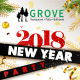 NEW YEAR'S EVE PARTY AT GROVE LAKEWOOD RANCH MAIN STREET