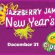 Jazzberry Jammin' New Year's Eve