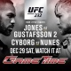 Watch UFC 232 at GameTime