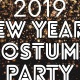New Year's Costume Party