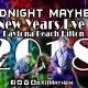 Midnight Mayhem NYE 2018 at Daytona Beach Hilton!