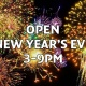 New Year's Eve Hours