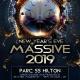 NYE Massive 2019 Parc 55 Hilton Union Square San Francisco New Year's Eve