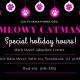 Meowy Catmas: Half the Way Home Adoption Center Special Holiday Hours