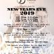5Church Charleston New Year's Eve 2019 Dinner