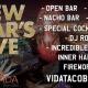 Vida's New Year's Fiesta Grande!