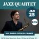 Alex Weitz Quartet in Orlando Jan 25.