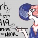 New Year's Eve at The Nook: Party like its 1919