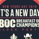 It's A New Day + Breakfast Of Champions Block Party NYD 2019