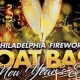 New Years Eve Fireworks Boat Bash on the Moshulu